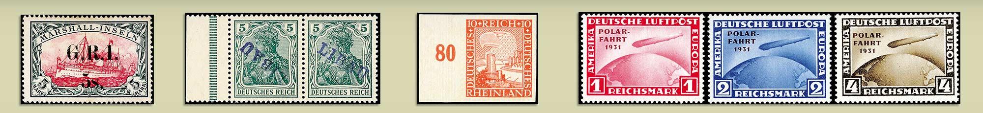 Wie Wertvoll Sind Meine Briefmarken Dr Reinhard Fischer